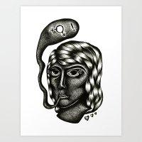 Acceptance + Equality Art Print
