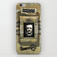 Nevermore iPhone & iPod Skin