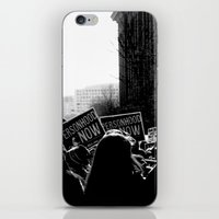 March for Life iPhone & iPod Skin