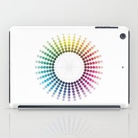 Color Wheel iPad Case