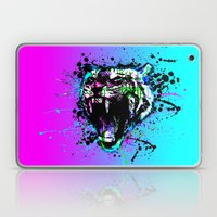 Digital Tiger  Laptop & iPad Skin