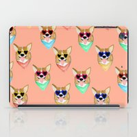 Corgi Love iPad Case