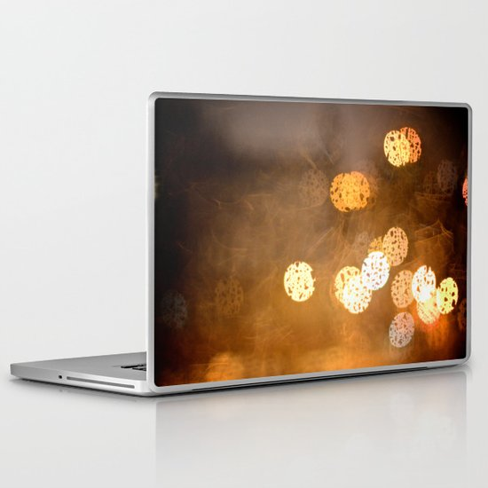 Lost In The Periphery Laptop & iPad Skin