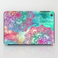 Round & Round The Rainbo… iPad Case