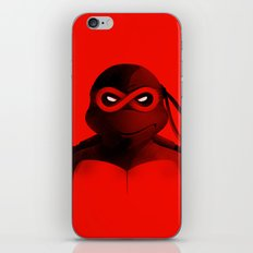 Raphael Forever iPhone & iPod Skin
