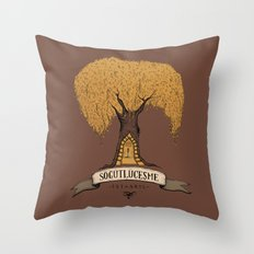 Sogutlucesme, Istanbul Throw Pillow