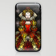 The Virgin Queen (Elizab… iPhone & iPod Skin