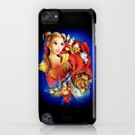 Beauty And The Beast iPod touch Slim Case