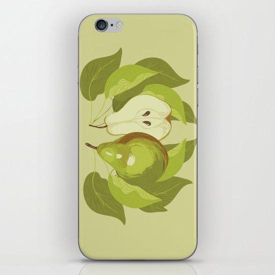 Pear iPhone & iPod Skin