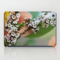 Baby's Breath iPad Case