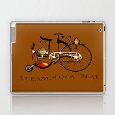 VINTAGE-Steampunk bike Laptop & iPad Skin