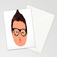 Snugglebot boy Stationery Cards