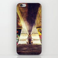 'GRAFFITI' iPhone & iPod Skin