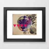 Luka Framed Art Print