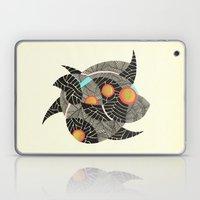 - summer spaceships of love - Laptop & iPad Skin