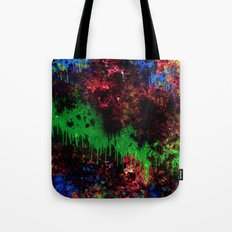 The Night Turns To Rust Tote Bag