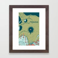 Nausicaä Of The Valley … Framed Art Print
