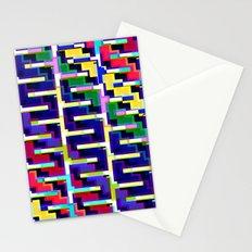 Rainbow Snake Stationery Cards