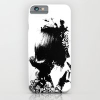WOMAN SOLDIER iPhone 6 Slim Case