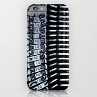 Vintage Typewriter iPhone 6 Slim Case