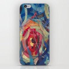 Tidal Bore II iPhone & iPod Skin