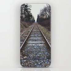 Train Tracks iPhone & iPod Skin