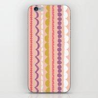 Butterfly Garden - Strea… iPhone & iPod Skin