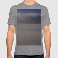 Rays Of Light  Mens Fitted Tee Athletic Grey SMALL