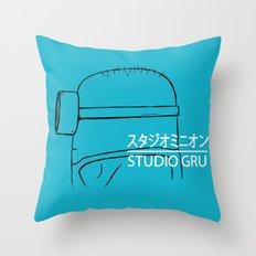 Studio Gru Throw Pillow