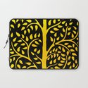 Abstract natural pattern  Laptop Sleeve