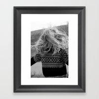 Out Of Reach Framed Art Print