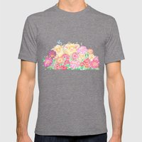 Happy New Year of the Sheep! Mens Fitted Tee Tri-Grey SMALL