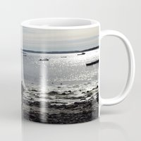 Walk On The Beach Mug