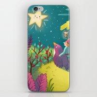 Twinkle twinkle little star iPhone & iPod Skin