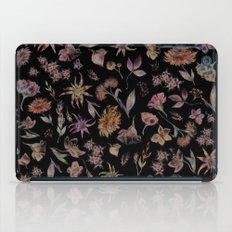Botanical Study- Dark Colorway iPad Case