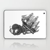 Release The Kraken Laptop & iPad Skin