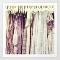 Dream Closet Art Print