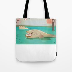 Looking for food Tote Bag