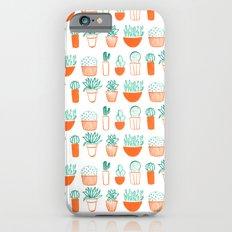 cacti pattern Slim Case iPhone 6s