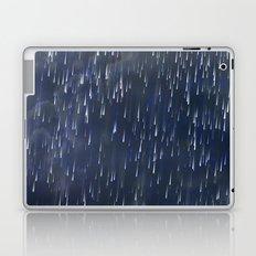 Raining Blue / Autumn 13-10-16 Laptop & iPad Skin
