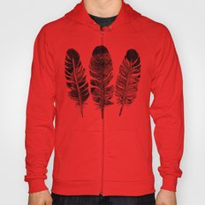 Feather Eagle Hoody
