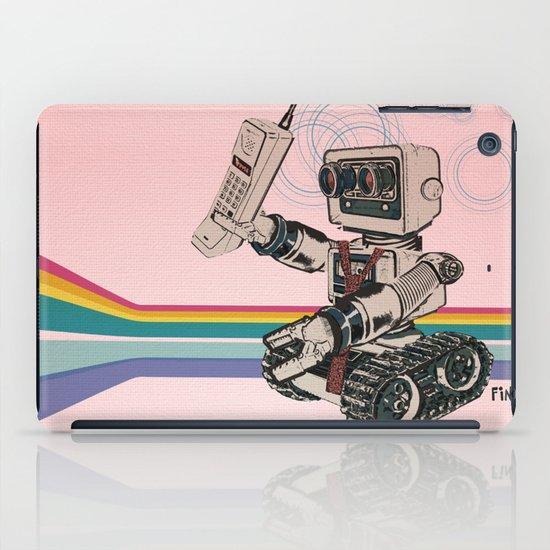 1980s Corporate Robot iPad Case