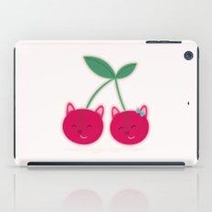 Cherry kitties iPad Case