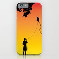 Childhood Dreams, The Ki… iPhone 6 Slim Case
