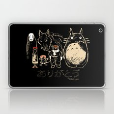 Tribute for Miyazaki Laptop & iPad Skin