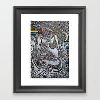 Wall-Art-027 Framed Art Print