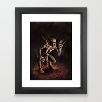 Transforming Framed Art Print