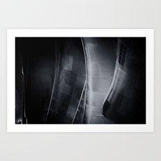 Folded Art Print