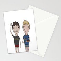 Band Guys Stationery Cards