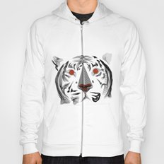 Moirè Tiger Hoody